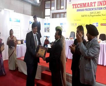 CMD of Future Choice received best display award