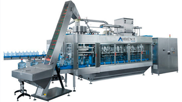 Jar Packaging Machine