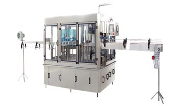 Rinsing Filling & Capping Machines